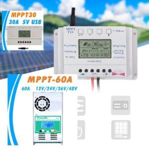 Соларни контролери MPPT