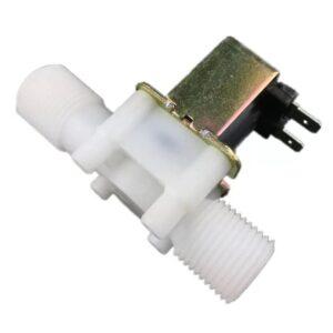 Електромагнитни клапани нормално затворени 1/2 или 3/4 , 12v , 220v