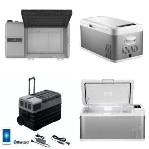 Хладилници за къмпинг (компресорни) 12-24v