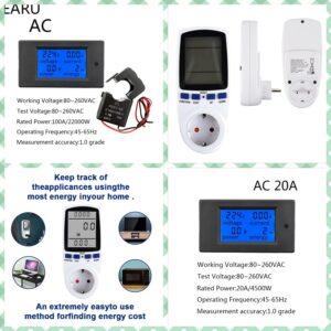 AC~ Ватметри , ЕЛЕКТРОМЕРИ -Мониторинг на потребление - Амперметри ,Волтметри